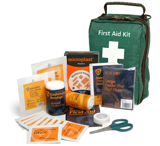 First Aid Kit Car Law Uk