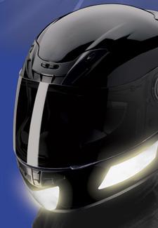 Travel Spot Motorcycle Helmet Reflective Stickers - Motorcycle helmet designs stickers